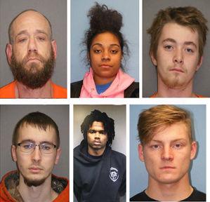 Felony drug arrests