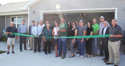 Northwest unveils new farmhouse