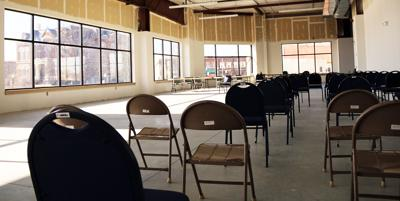 Nodaway County Administration Center third floor