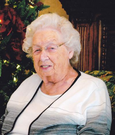 Eva M. White