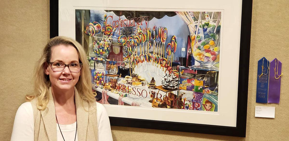 Local artist recognized in watercolor community | Features