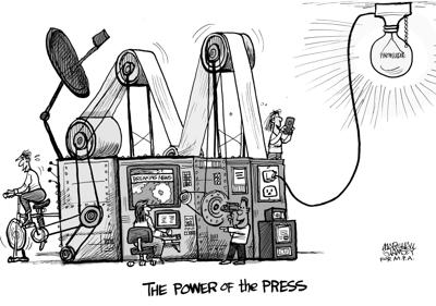 The Power of the Press