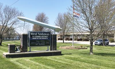West Nodaway School Building