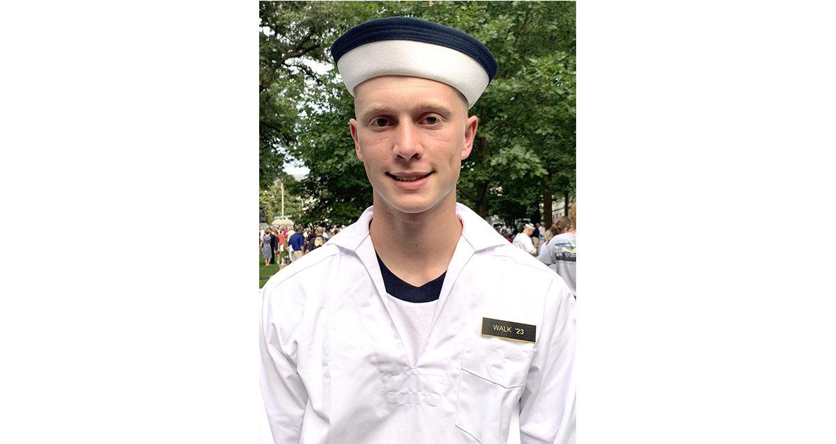 Walk inducted into Naval Academy | Features | Maryville