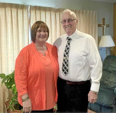 Sturm couple to mark 50 years of marriage
