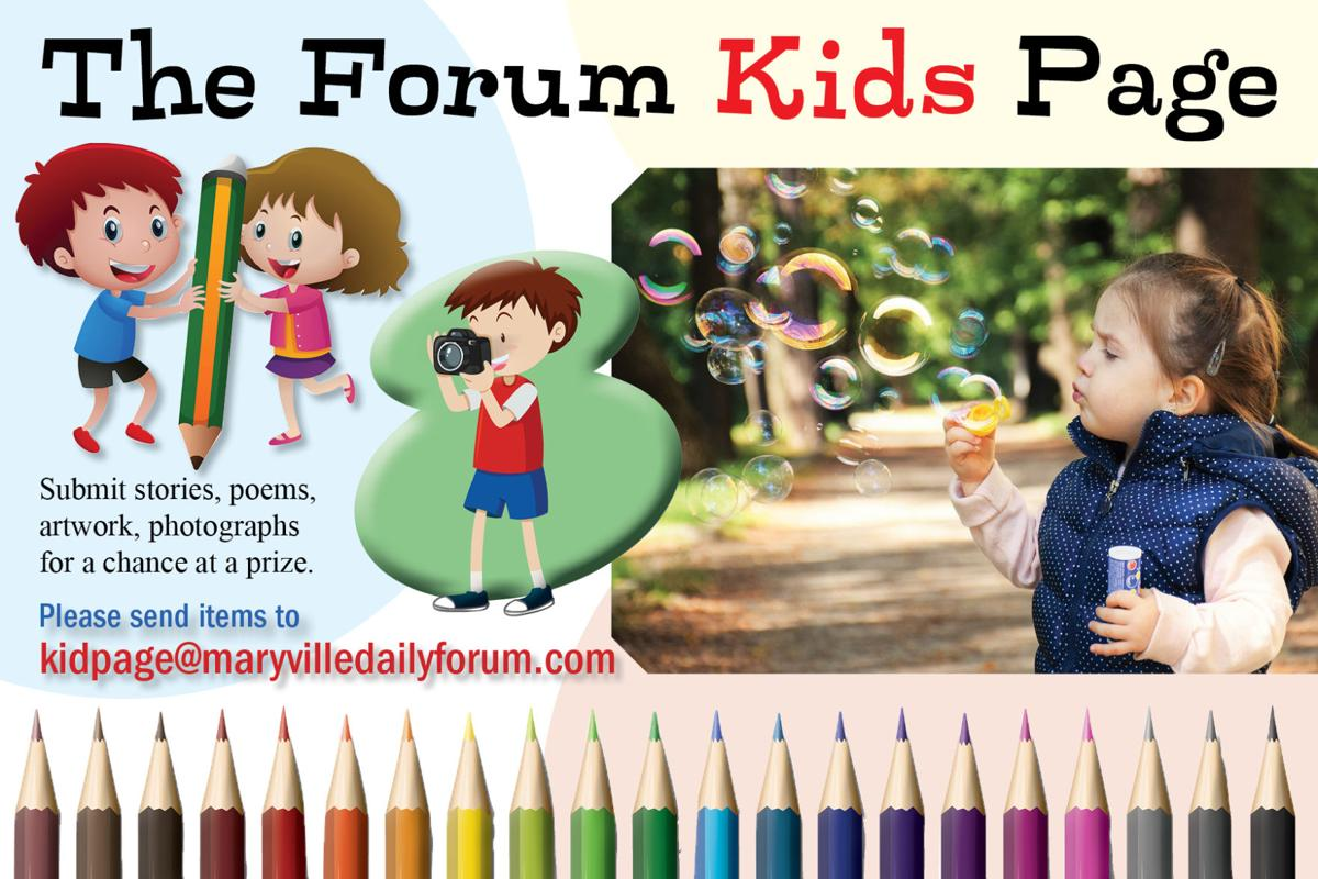 Deadline approaches to submit local art, writing for Kids Page