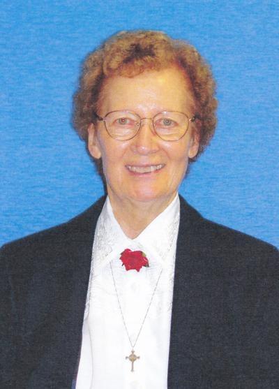 Sr. Marie Frances Wiederholt, CPPS