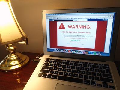 Gateway to a scam