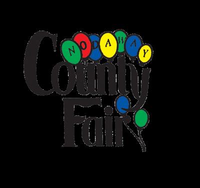 Nodaway County Fair logo
