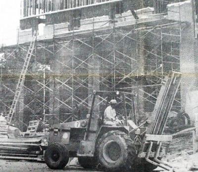 Lamkin renovation