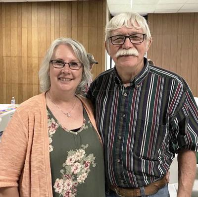 Mullen couple to celebrate 40 years
