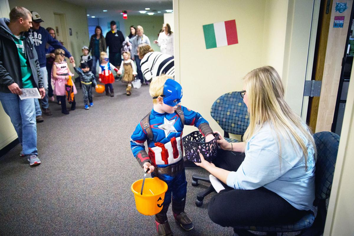 Northwest to host trick-or-treat night
