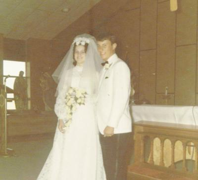 Stiens couple to mark 50 years
