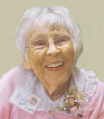 Alyce Virginia Clark
