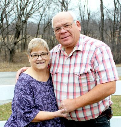Roger and Connie Goff to mark 50th