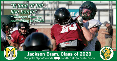 Jackson Bram NDSU