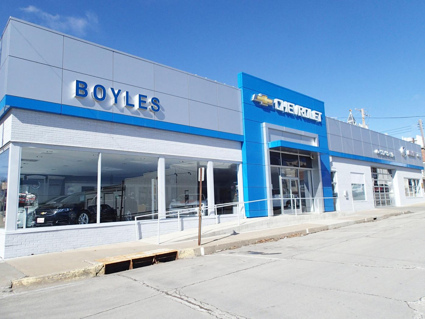 boyles family selling gm dealership business maryville daily forum boyles family selling gm dealership