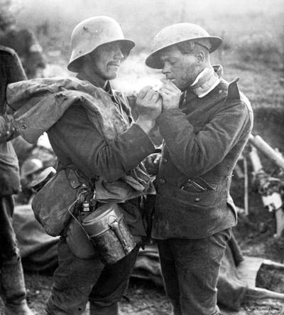 Christmas truce 1914: Peace in no man's land | Life | Maryville Daily Forum