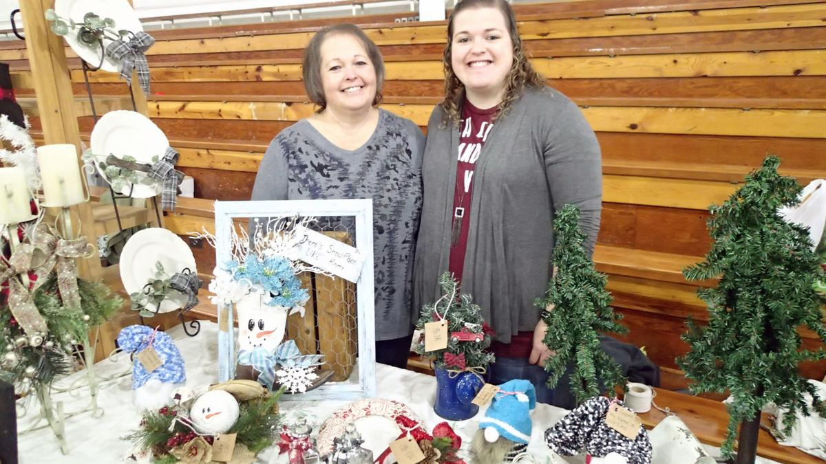 School craft fair