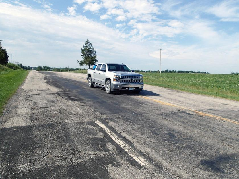 Council to consider scaling back asphalt projects   News