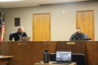 11-9-20 Maryville council