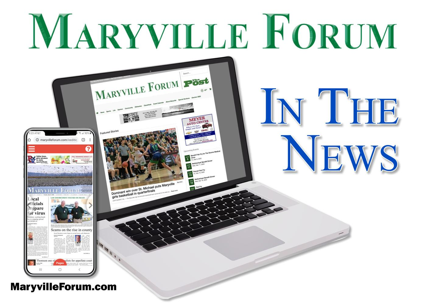 Maryville receives USDA grant for new fire truck