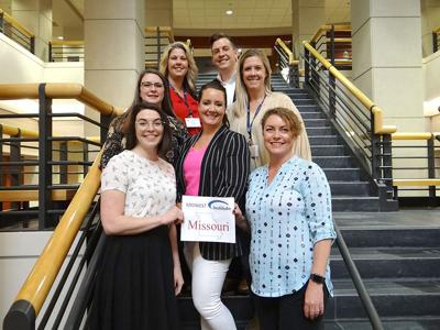 Chamber director completes training