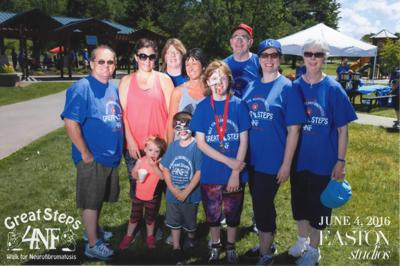 2016 Great Steps Walk for NF