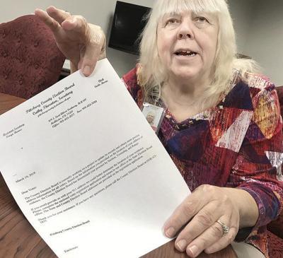 Election board letters seek 911 updates