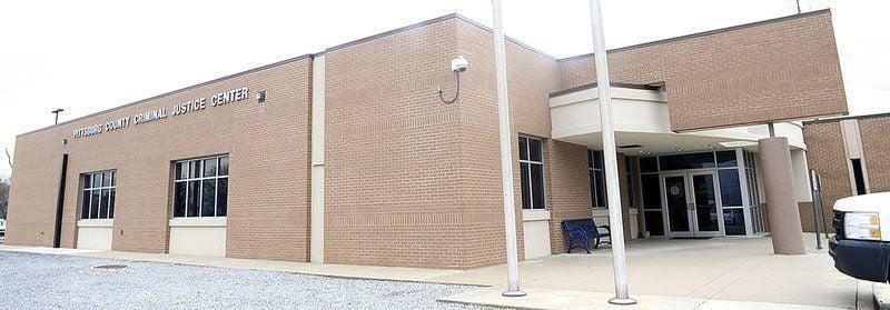 Pittsburg County Jail