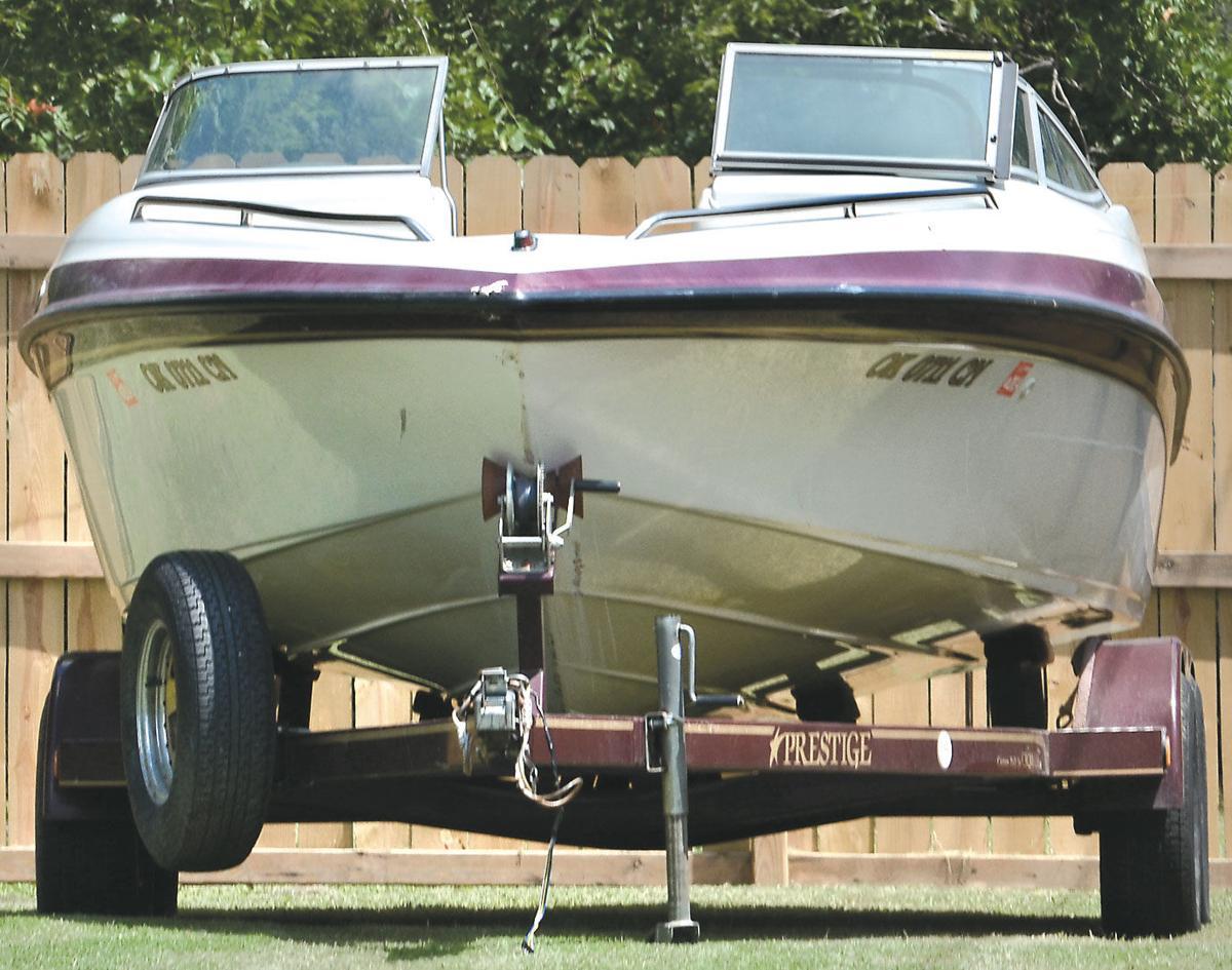Ryan Shumway Boat