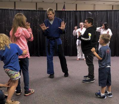 5 THINGS TO KNOW: Taekwondo kids camp teaches art of ninjutsu