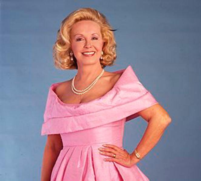 CATHEY: McAlester's Queen of Soap Operas: Beverlee McKinsey