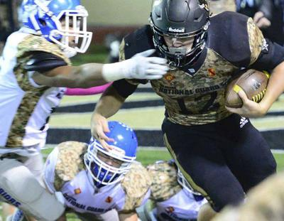 GAMEDAY: McAlester, Kelley to settle second place in 5A-3