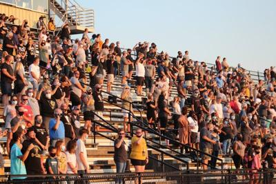 HS FOOTBALL: McAlester fans face attendance protocols at Tahlequah