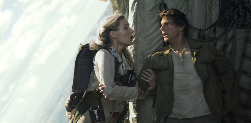 The Mummy unravels in disappointing fashion