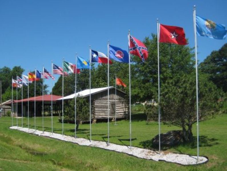 CATHEY: A look at the 14 flags to fly over Oklahoma