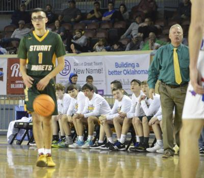 COACH OF THE YEAR: Stuart's Mike Langley grateful for players, fan support
