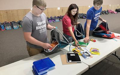 1000 Backpacks Filled For Back To School Bash Gallery