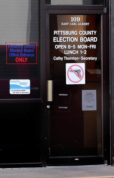 Election board photo