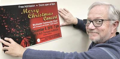 Community Choir, orchestra ready for Christmas Concert