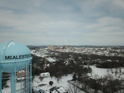 County commissioners work to meet frigid temperature challenges