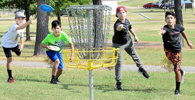 Youth Disc Golf