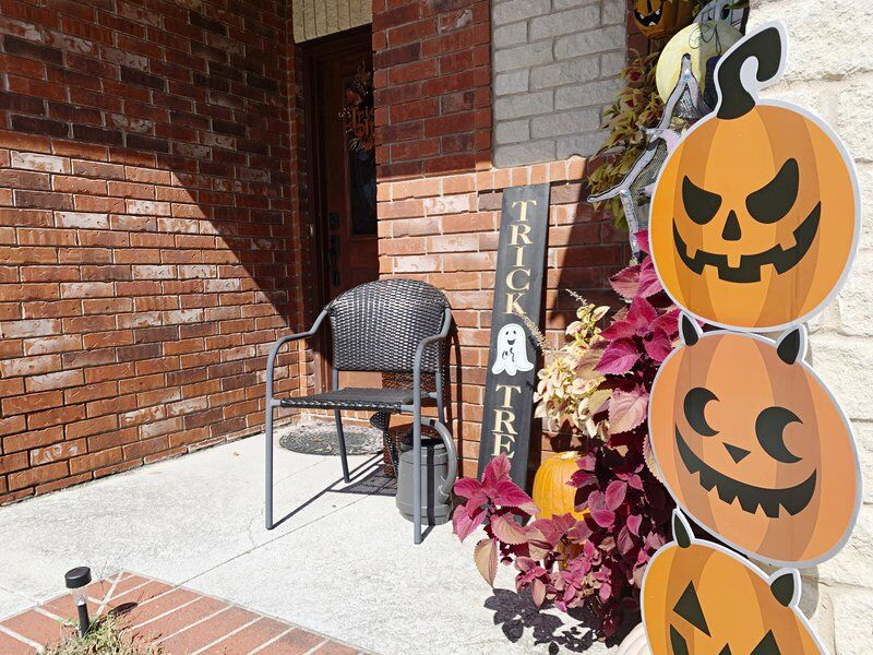 McAlester woman organizes safe trick-or-treating event
