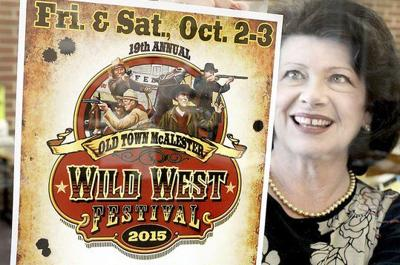 WIld West Festival expands to two days