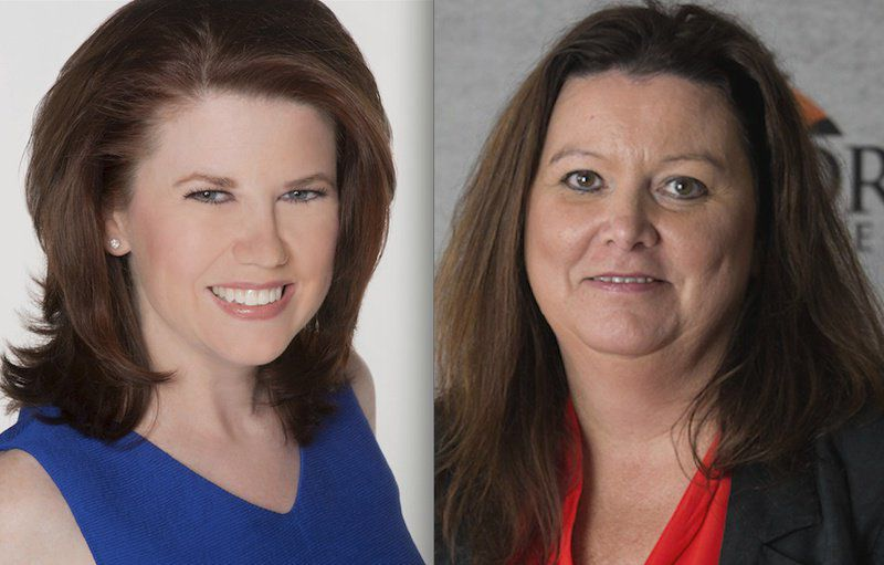 Few, Wansick named Woman of the Year honorees