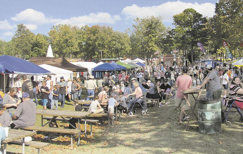 To Do This Weekend 33rd Annual Robbers Cave Fall Festival And More Local News Mcalesternews Com