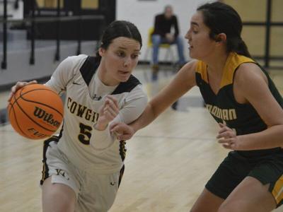 GIRLS BASKETBALL: Kiowa prepares for playoff journey