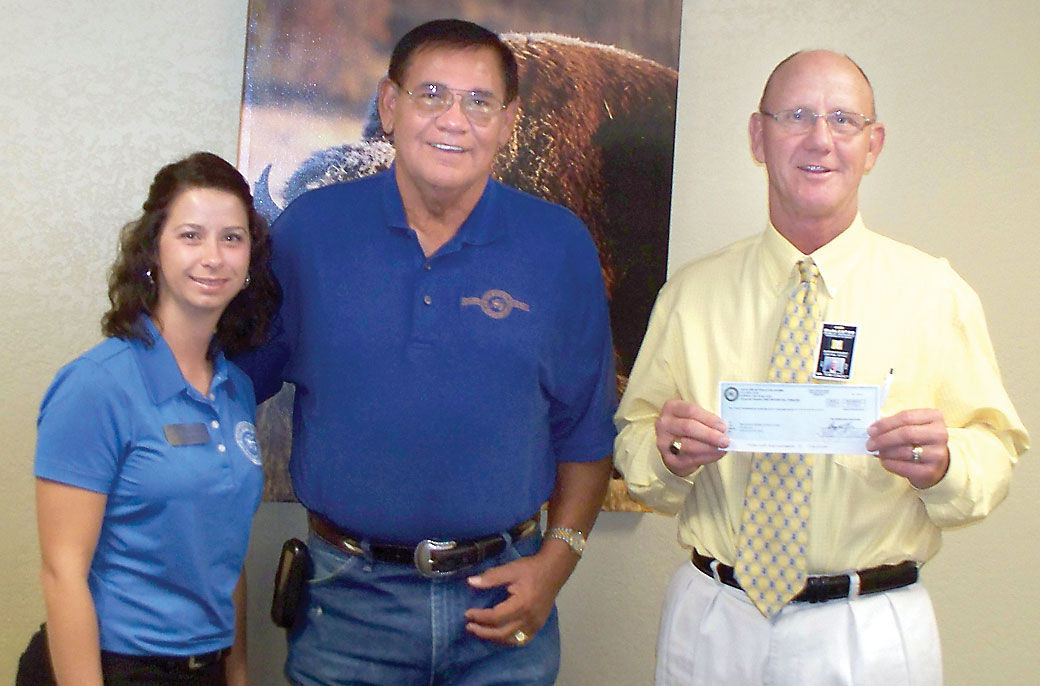 Choctaw Nation of Oklahoma donates to McAlester Public Schools