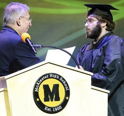 Fabrizio awarded Black & Gold scholarship; MHS seniors receive $2.6 million total